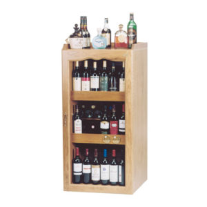 Vinotecas medianas caveduke - Vinotecas de madera ...