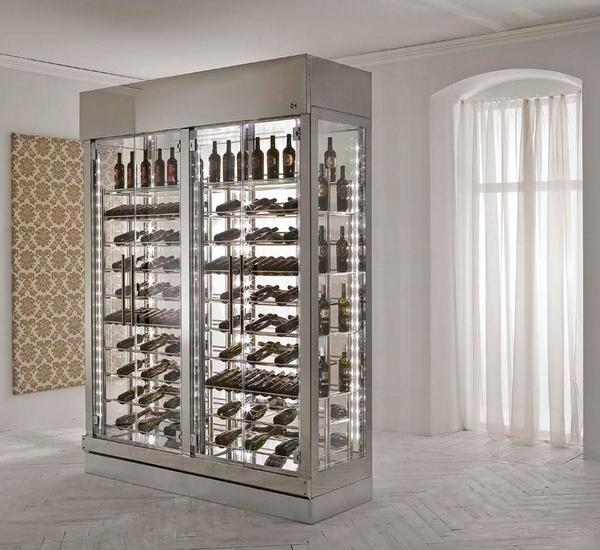 Avenue-wine-transparente Vinotecas Caveduke, Fabricación, Distribución y Venta